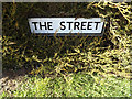 TM0276 : The Street sign by Adrian Cable