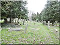 ST7365 : Lower Weston, Locksbrook Cemetery by Mike Faherty