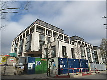 TQ2783 : New housing development on St Edmund's Terrace by David Anstiss
