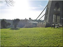 ST5673 : Clifton Suspension Bridge by Mike Faherty