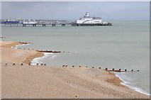 TV6198 : Eastbourne Pier by Philip Halling