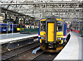 NS5865 : Class 156 DMU at Glasgow Central by William Starkey