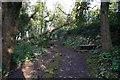 SX9365 : Southwest Coast Path at Babbacombe by Ian S