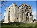 NY9913 : Bowes Castle by Gordon Hatton
