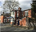 SJ8545 : Newcastle-under-Lyme: Mount Pleasant by Jonathan Hutchins