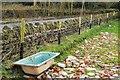 SJ9352 : Bathtub in Field by Stu JP