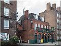 TQ3279 : Leo's Den Nursery, Law Street, London SE1 by Christine Matthews