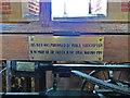 TF9930 : Fulmodeston and Croxton War Memorial by Adrian S Pye