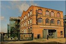 SJ8397 : Manchester Museum of Science & Industry by Matt Harrop