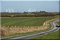 TA1452 : Dunnington Lane, near Beeford by Paul Harrop