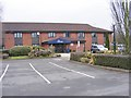 SO5168 : Woofferton Travelodge by Gordon Griffiths