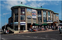 SY6878 : Weymouth Pavilion and Cafe Ritz by Jaggery