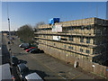 TL3602 : New building by Cheshunt railway station by Hugh Venables