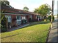 SP1482 : Senior citizens' bungalows, Rodney Road, Olton by Robin Stott
