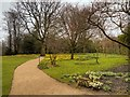 SJ7387 : Garden at Dunham Massey by David Dixon