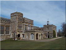 ST3505 : Forde Abbey: the main frontage by Chris Downer