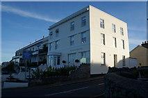 SX9265 : Babbacombe Bay Hotel on Babbacombe Downs Road by Ian S