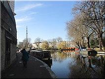 TQ2681 : Little Venice by John Slater
