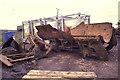 SJ8755 : Colliery yard - Brown Lees opencast site, Biddulph by Chris Allen