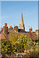 TQ1649 : Dorking rooftops by Ian Capper