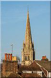 TQ1649 : St Martin's Church spire by Ian Capper