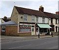 SU1385 : Glyn W Hunt butchers in Swindon by Jaggery