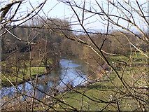 SO5074 : Ludlow River by Gordon Griffiths