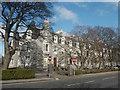 NJ9205 : Albyn Terrace, Albyn Place, Aberdeen by Bill Harrison