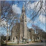 NJ9205 : Queen's Cross Parish Church by Bill Harrison