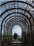 TQ3778 : Entrance to Mudchute  Farm, London E14 by Christine Matthews