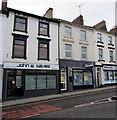 ST3088 : Vacant former Money Shop premises in Bridge Street, Newport by Jaggery