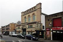 TQ3386 : St Marys Church Rooms, Defoe Road by John Salmon
