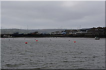 SX4454 : Boats at Torpoint by Ian S