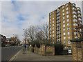 TQ3485 : Dalston Lane, Hackney by Hugh Venables