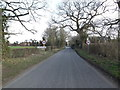 TM2483 : Entering Harleston on Rushall Road by Adrian Cable