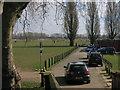 TQ3686 : Hackney Marsh by Hugh Venables