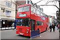SJ4066 : Bus Bar, Northgate Street by Jeff Buck