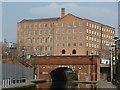 SJ8498 : Brownsfield Mill, Great Ancoats Street by Chris Allen
