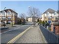 TQ4579 : Merbury Road at Thamesmead West by Marathon