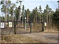 NY5826 : Fortress or prison? by Oliver Dixon