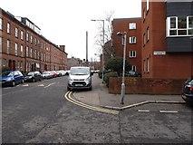 J3472 : The Sandhurst Road junction on Fitzroy Avenue by Eric Jones