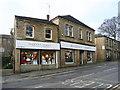 SE1315 : Former Co-operative store, Swan Lane, Lockwood by Humphrey Bolton