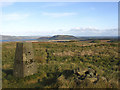 NT0796 : Summit area, Dumglow by William Starkey