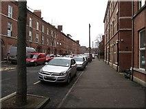 J3472 : View west along Fitzroy Avenue, Belfast by Eric Jones