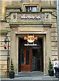 NS5965 : Hard Rock Cafe Glasgow by Thomas Nugent