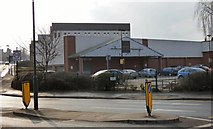 SJ9495 : Former Aldi store by Gerald England