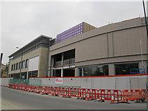 SE1633 : Broadway development, Bradford (1) by Stephen Craven