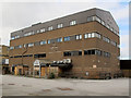 SE1633 : Former Royal Mail building, Canal Road, Bradford by Stephen Craven
