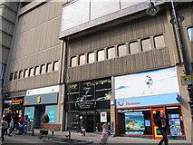 SE1633 : Shops on Kirkgate, Bradford by Stephen Craven