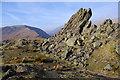 NY3209 : Helm Crag by Ian Taylor